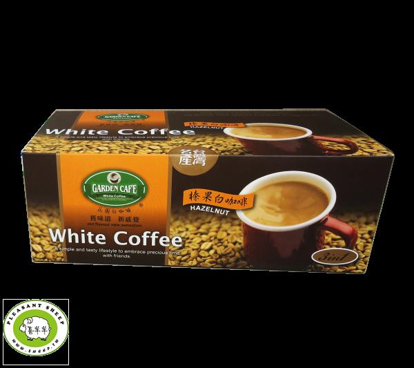 榛果白咖啡