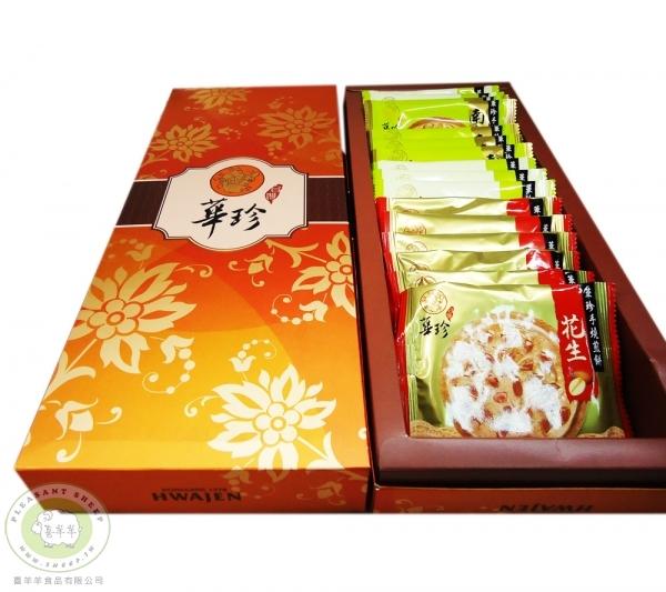 華珍燒煎餅禮盒