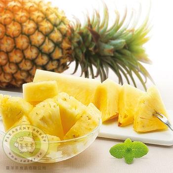 水果禮盒-鳳梨