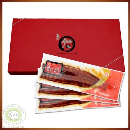 蒲燒鰻魚200g*3尾/盒