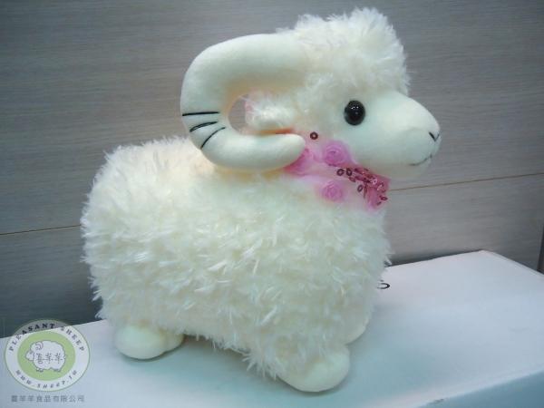 喜羊羊公仔(中)