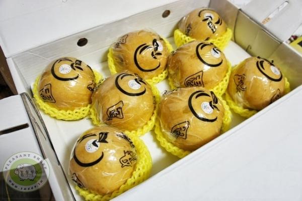 水果禮盒-水梨
